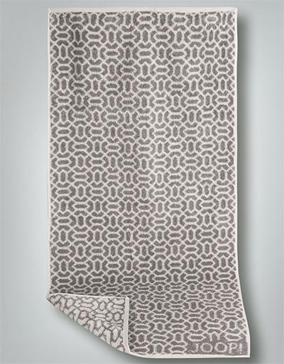 handtuch x cm hellgrau gemustert von joop bei. Black Bedroom Furniture Sets. Home Design Ideas