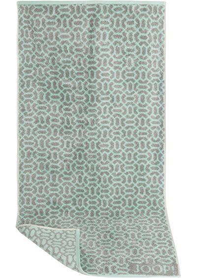 handtuch x cm mint gemustert von joop bei. Black Bedroom Furniture Sets. Home Design Ideas