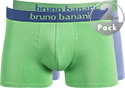 bruno banani Shorts Flowing 2erPack 2201/1388/2156
