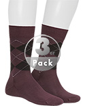 Kunert Men Andrew Socken 3er Pack 871100/4150