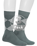 Kunert Men Andrew Socken 3er Pack 871100/4140
