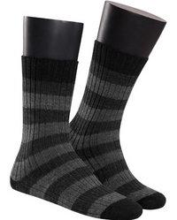 Hudson Cosy Ringlets Socken Paar