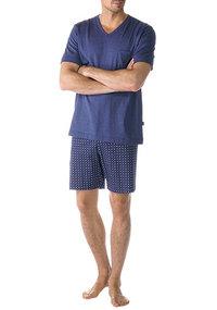 Mey NACHTWÄSCHE Pyjama kurz