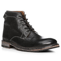 Clarks Clarkdale Bud black leather