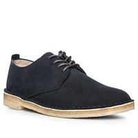 Clarks Desert London midnight suede