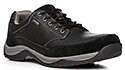 Clarks BaystoneGo GTX black leather 26119283G