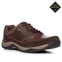 Clarks BaystoneGo GTX mahgany leather