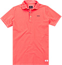 N.Z.A. Polo-Shirt 17DN103/neon orange