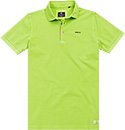 N.Z.A. Polo-Shirt 17DN103/neon green