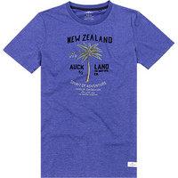 N.Z.A. T-Shirt cobalt