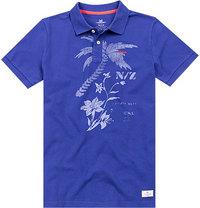N.Z.A. Polo-Shirt cobalt