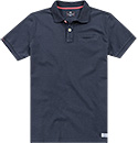N.Z.A. Polo-Shirt 17DN105/summer navy