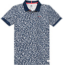 N.Z.A. Polo-Shirt 17DN106/summer navy