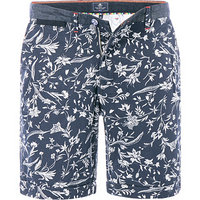 N.Z.A. Shorts over print