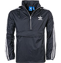 adidas ORIGINALS Sweatjacke legend ink BK7882