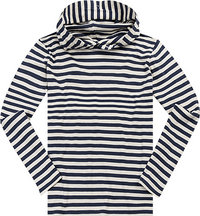 DENIM&SUPPLY Hoodie sea stripe