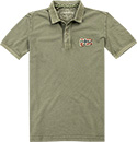 NAPAPIJRI Polo-Shirt green N0YGWSGB9