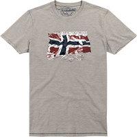 NAPAPIJRI T-Shirt grey