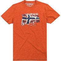 NAPAPIJRI T-Shirt orange