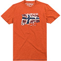 NAPAPIJRI T-Shirt orange N0YGWYA51