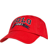 Polo Ralph Lauren Cap bonfire red