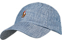 Polo Ralph Lauren Cap chambray 710661137001