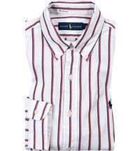 Polo Ralph Lauren Hemd white/red