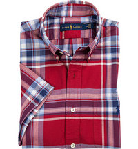 Polo Ralph Lauren Hemd red/blue