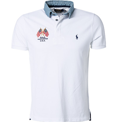 Polo Ralph Lauren Polo-Shirt white 710660822002
