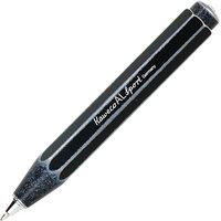 Kaweco Stonewashed Kugelschreiber schwarz