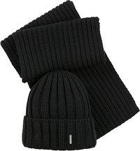 bugatti Schal + Mütze
