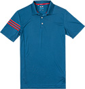 adidas Golf Polo-Shirt core blue BC2444