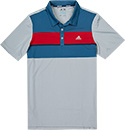 adidas Golf Polo-Shirt core blue BC2586