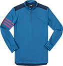 adidas Golf Sweatshirt core blue BC2095