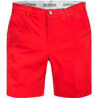 adidas Golf Shorts scarlet