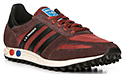 adidas ORIGINALS La Trainer OG red BY9324
