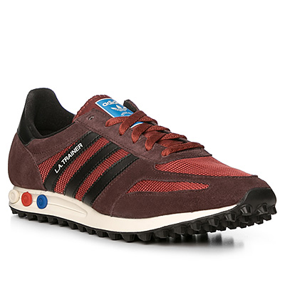 adidas ORIGINALS La Trainer OG red