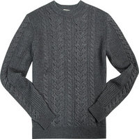 Aigle Pullover Cablewooly goudron