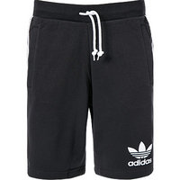adidas ORIGINALS striped shorts black