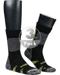 wapiti Trekkingsocken lemon