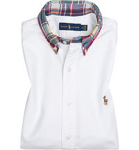 Polo Ralph Lauren Hemd white