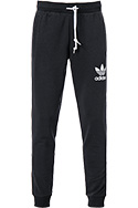 adidas ORIGINALS striped pant black BR2147