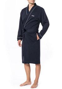 HUGO BOSS Kimono dunkelblau
