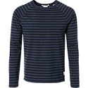 Scotch & Soda T-Shirt 137736 blau-schwarz/18