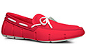 SWIMS Braided Lace Loafer 21215/red