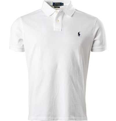 Polo Ralph Lauren Polo-Shirt white 710548552006