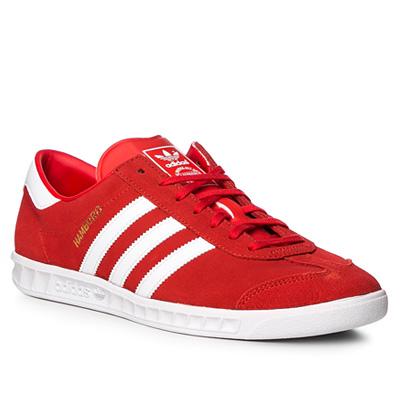 adidas ORIGINALS Hamburg red BY9757 Preisvergleich