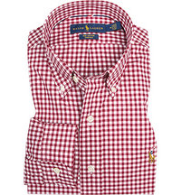 Polo Ralph Lauren Hemd red/white