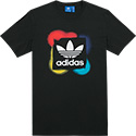 adidas ORIGINALS T-Shirt black BS3278