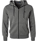 Polo Ralph Lauren Sweatjacke grey 710652313010